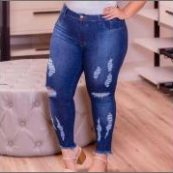 Canal Dstack Calca Plus Size